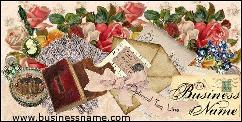 Vintage Roses - a Julianne Design-