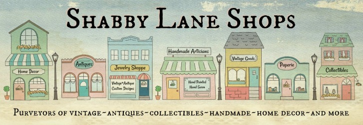 Shabby Lane Shops header