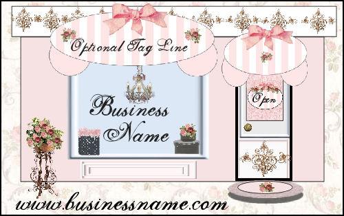 Pink Rose Shop-