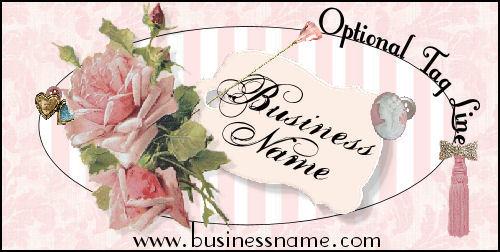 Stripes & Roses - a Julianne Design-